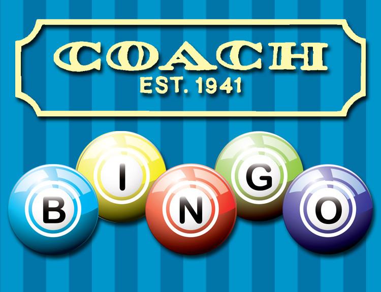 Coach Bingo