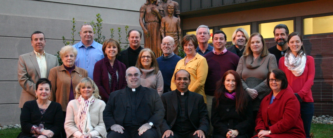 Holy Family's Third Stephen Ministry Group