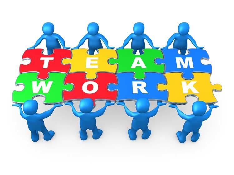 Team Work 750